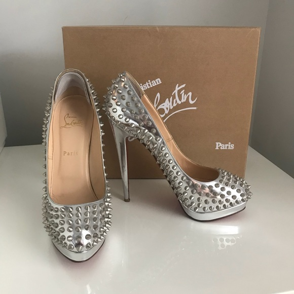 2ca54b8e7a46 Christian Louboutin Shoes - Christian Louboutin Limited Edition Heels